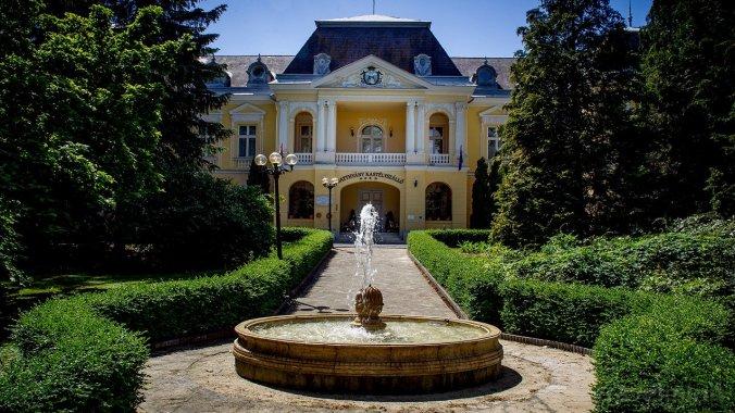 Batthyány Castle Hotel Zalacsány