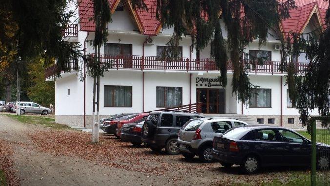 Căprioara Panzió Felsőszombatfalvi üdülőtelep