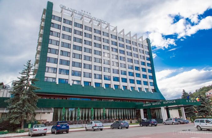 Grand Hotel Napoca Cluj-Napoca