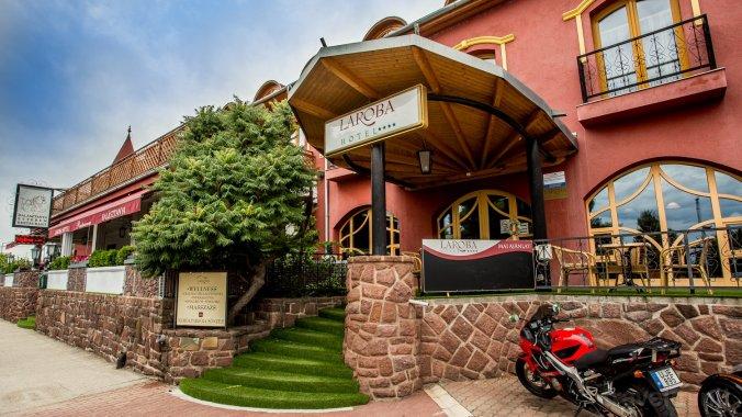 Laroba Hotel Alsóörs