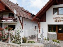 Cazare Mânăstirea Rătești, Pensiunea Stejeris