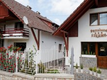 Panzió Brassó (Brașov), Travelminit Utalvány, Stejeris Panzió