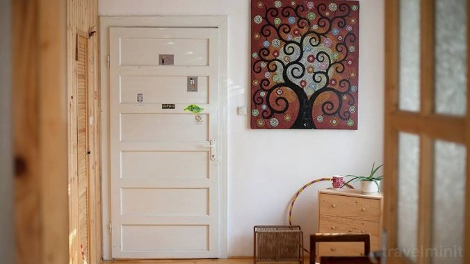 The Wooden Room - Garden Studio Temesvár