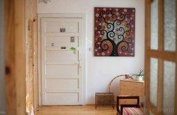 Vendégház Topolovățu Mic, The Wooden Room - Garden Studio
