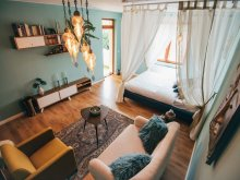 Apartament Dobeni, Apartament Oriental Touch