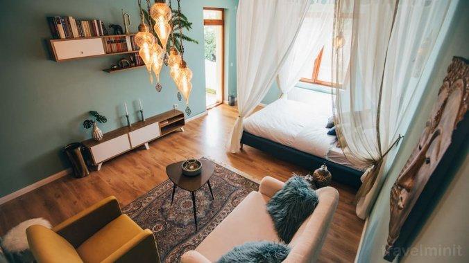 Apartament Oriental Touch Odorheiu Secuiesc
