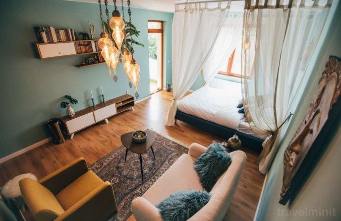 Oriental Touch Apartman Székelyudvarhely