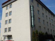 Hotel Ábránfalva (Obrănești), Merkur Hotel