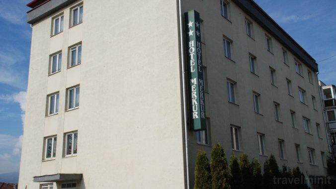 Hotel Merkur Miercurea Ciuc