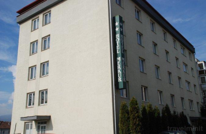 Merkur Hotel Csíkszereda