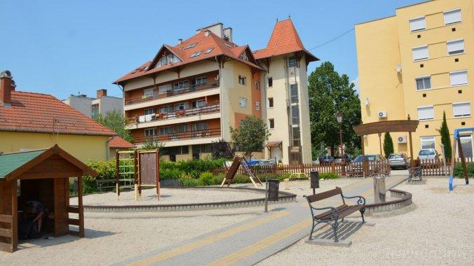 Apartament László Fonyód