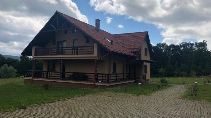 Isuica Lux Villa Szováta