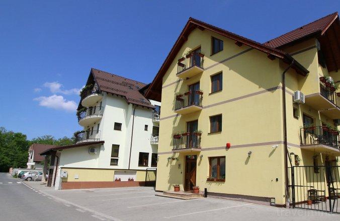 Casa Micu Panzió Nagyszeben