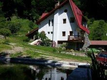 Pensiune Godeanu (Obârșia-Cloșani), Pensiunea Vila Cerbul