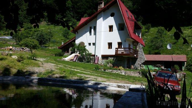 Vila Cerbul B&B Godeanu (Obârșia-Cloșani)