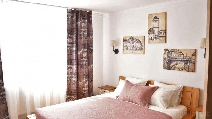 Cozy Central Studio Apartman Nagyszeben