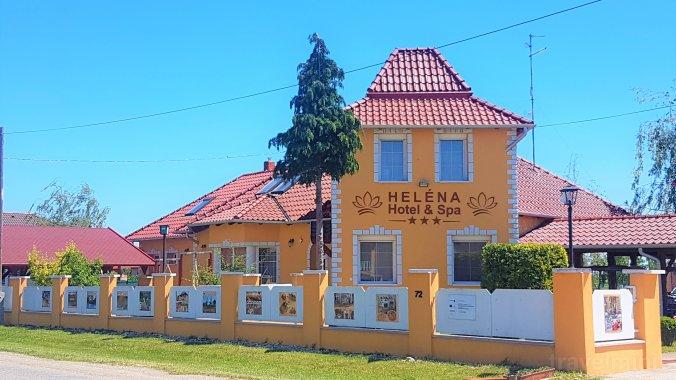 Helena Hotel & SPA Levél