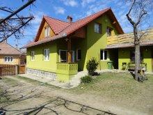 Casă de oaspeți Cechești, Casa de oaspeți Hajnal