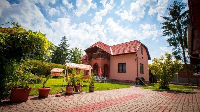 4 fős nyaralóház 100 m-re a Balatontól (BO-03) Balatonboglár