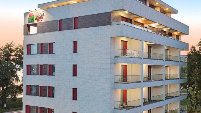 Aparthotel Tomis Garden Mamaia