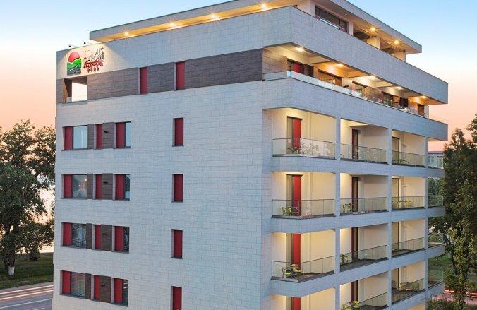 Tomis Garden Aparthotel Mamaia