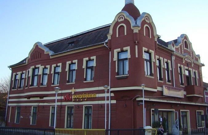 Corviniana Hotel Hunedoara