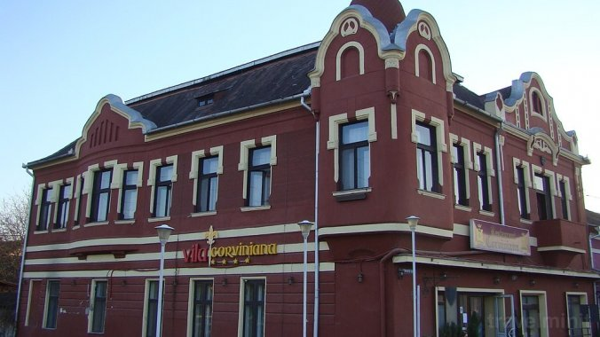 Corviniana Villa Vajdahunyad