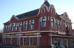 Vilă Sacoșu Mare, Hotel Corviniana