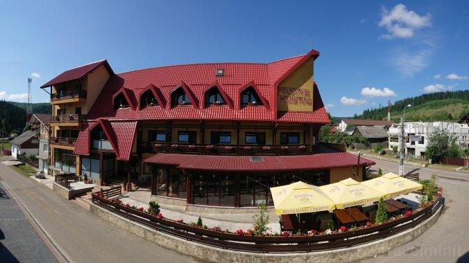 Mușatinii Guesthouse Putna