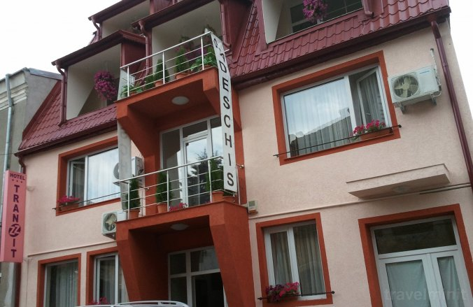 Hotel Tranzzit Bukarest