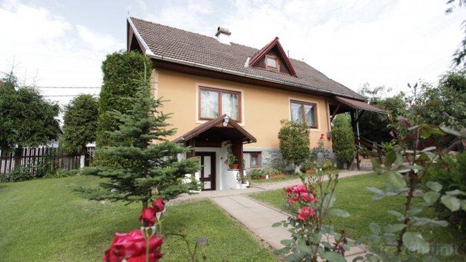 Szabó Guesthouse Izvoru Mureșului