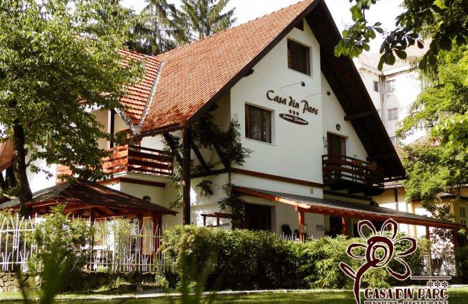 Casa din Parc Panzió Kovászna