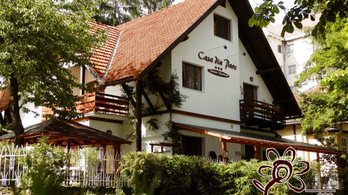 Pensiunea Casa din Parc Covasna