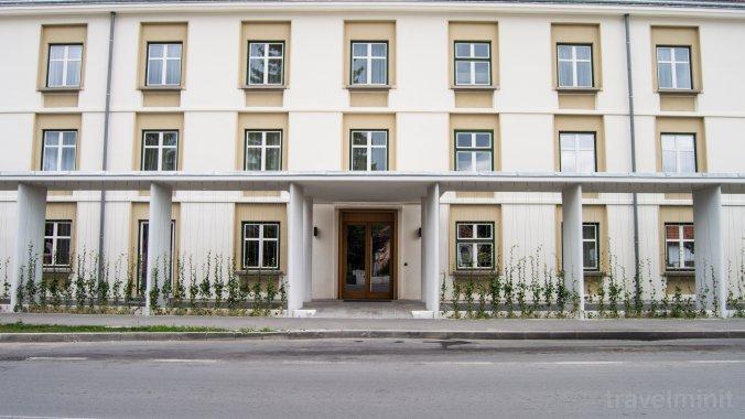Hotel Fidelitas Sfântu Gheorghe