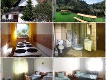 Accommodation Buffogó peat bog, REI House