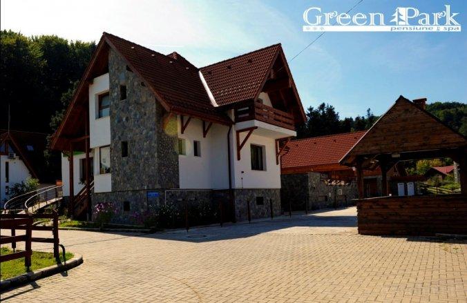 Pensiunea Green Park Brașov