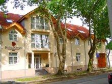 Hotel Ságvár, Hotel Platan