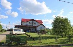 Panzió Buzamezö (Buzaș), Panorama Panzió
