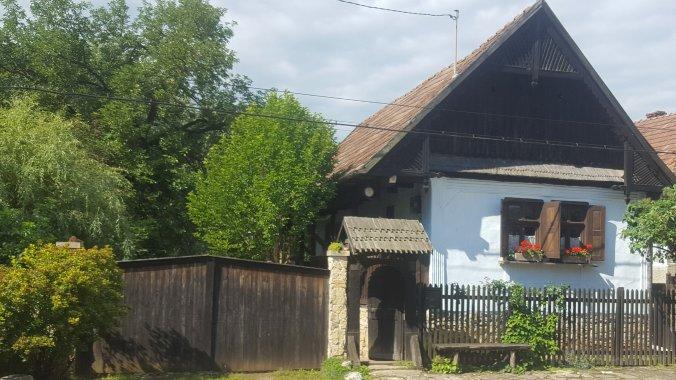 Casa de oaspeţi Kapusi Căpușu Mare