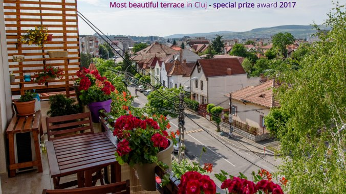 CentroCluj Homey Bed & Breakfast Apartment Cluj-Napoca
