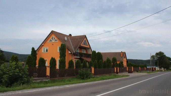 Panorama Guesthouse Vlăhița