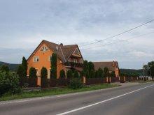 Szállás Homoródkeményfalva (Comănești), Panoráma Vendégház