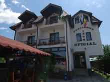 Panzió Kökös (Chichiș), Oficial Panzió
