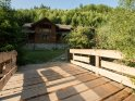 Accommodation Dragoslavele Chalet Frasin