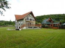 Casă de oaspeți Mădăraș, Casa de oaspeți Zsombori Lajos