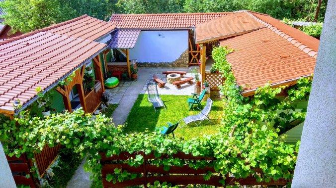 Casa de vacanță Czakó Szilvásvárad