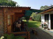 Kulcsosház Parajd (Praid), Ábel kis-házak