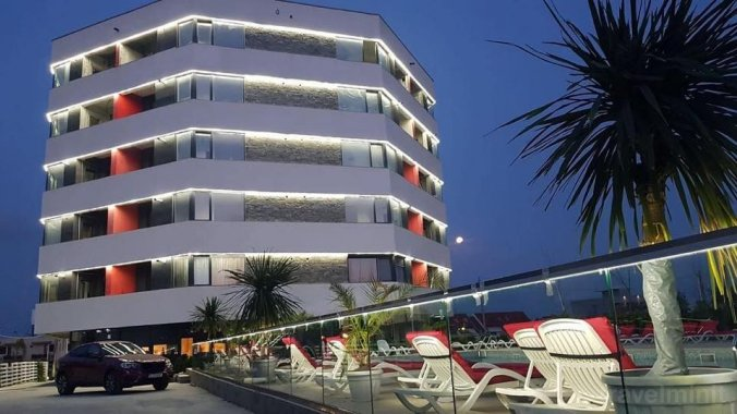 Unique Apartment Mamaia