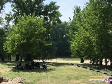 Camping Orfű, Restaurant & Camping PartyGrill Buffet