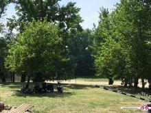 Camping Tiszasas, Restaurant & Camping PartyGrill Buffet